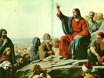 Anúncio do Reino e convite à conversão - Terceiro Mistério Luminoso