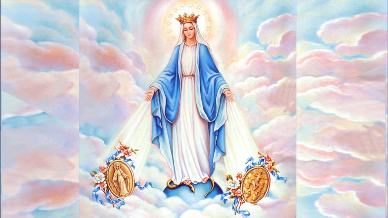 Nossa Senhora da Medalha Milagrosa